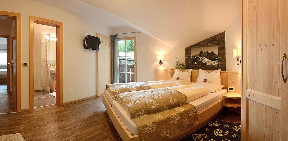 appartamenti in tipico stile tirolese per rigeneranti ore di riposo - Soggiorno Stile Tirolese